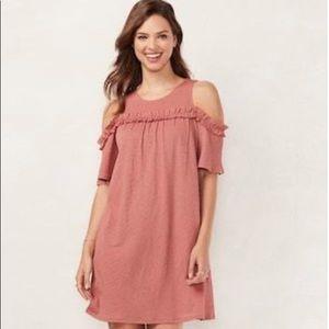 LC Lauren Conrad dress
